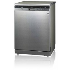 LG DISH WASHER 14 Person With ultraviolet : D1444MF Silver