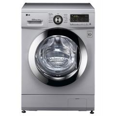 LG Washing Machine 8Kg & Dry 4Kg Silver: F1496ADT4