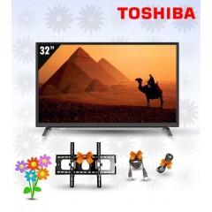 Toshiba LED TV 32 Inch HD 720p: 32L2600EA