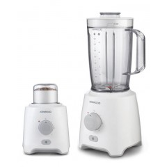 Kenwood Blender 650 Watt With Mill White Color: BLP404 WH