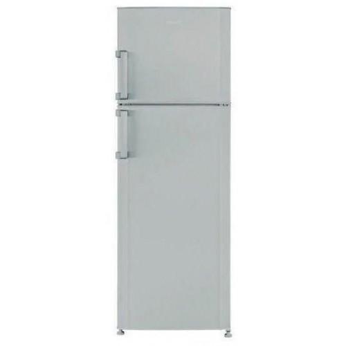 BEKO Refrigerator 340 Liter NoFrost Silver Color: RDNE340K12S