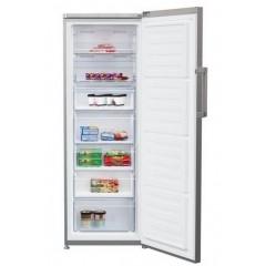 BEKO Freezer 280 Liter 7 Drawer NoFrost Silver Color: RFNE280E13S