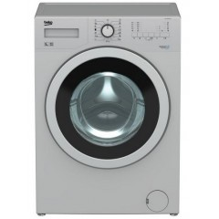 BEKO Washing Machine Full Automatic 5 KG 800 rpm Silver Color: WMY50820SB2