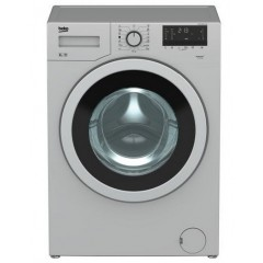 BEKO Washing Machine Full Automatic 6 KG 800 rpm Silver Color: WMY60830SLB2