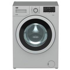 بيكو غسالة ملابس فول أوتوماتيك 6 كيلو 800 لفة لون سيلفر WMY60830SLB2