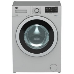 BEKO Washing Machine Full Automatic 7 KG 800 rpm Silver Color: WMY70830SLB2