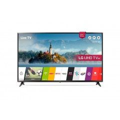 "LG 49"" LED TV Ultra HD 4K Smart WebOS 3.5 With Built-In 4K Receiver: 49UJ630V"