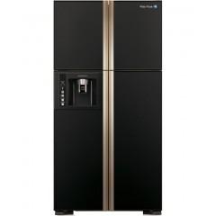 White Whale Refrigerator 582 Liter Black 4 Doors: WRF-8099HT GBK