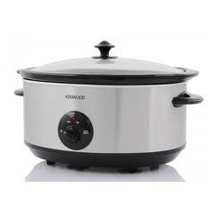 Kenwood Stainless Steel Slow Cooker :CP658
