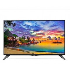 "LG 49"" SMART LED FULL HD 1080p TV with Built-in Receiver: 49LJ610V"