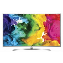 """LG 49"""" Ultra HD 4K LED TV 3D Smart Wireless WEBOS 3.0 TV with Built-in HD Receiver: 49UH850V"""
