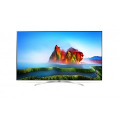 "LG 55"" LED TV Super Ultra HD 4K Smart WebOS 3.5 With Built-In 4K Receiver: 55SJ800V"