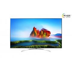 """LG 55"""" LED TV Super Ultra HD 4K Smart WebOS 3.5 With Built-In 4K Receiver Harman/Kardon®: 55SJ850V"""