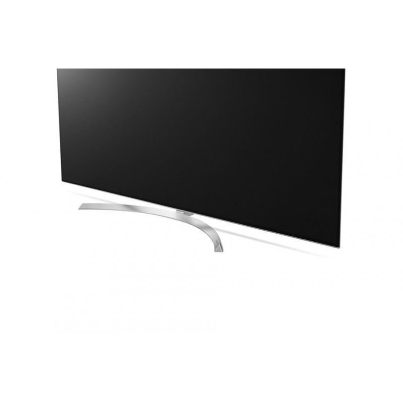 lg 49 led tv super ultra hd 4k smart webos 3 5 with built in 4k receiver 49sj800v cairo sales. Black Bedroom Furniture Sets. Home Design Ideas