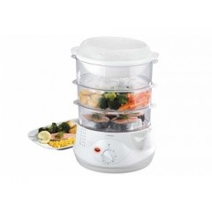 Kenwood 3 tier food steamer : FS 360