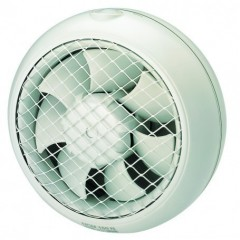 S&P Window Extract Fan 21.5cm 25 Watt 220m3/h: HCM-150 N