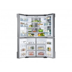 SAMSUNG Refrigerator 28 Feet French Door 788 Liter: RF85K9052SR