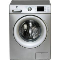 White Whale Washing Machine 7 KG 1400 RPM Silver: WD-12710LS Premium