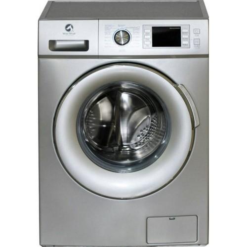 White Whale Washing Machine 7 KG 1200 RPM Silver: WD-12710LS Premium