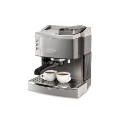 De'Longhi Pump Espresso Coffee Machine with Unique Milk Solution : EC750