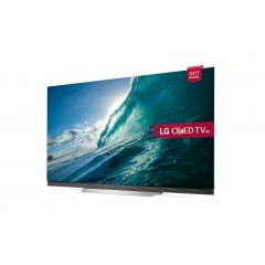 "LG 65"" OLED SUHD TV SMART Wirless With Built-in Receiver 4K: OLED65E7V"
