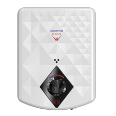 يونفرسال دايموند سخان غاز 6 لتر ديجيتال غاز أنبوبةDLD6