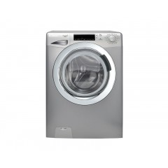 Candy Washing Machine 9KG Full Automatic Silver: GV139TCS1-EGY