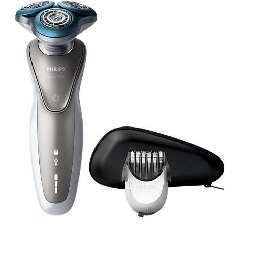 Philips Electric Shaver series 7000 for Sensitive Skin Wet and Dry: S7510 KA