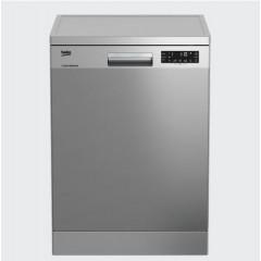 BEKO Dish Washer 13 Set Silver: DFN28320X