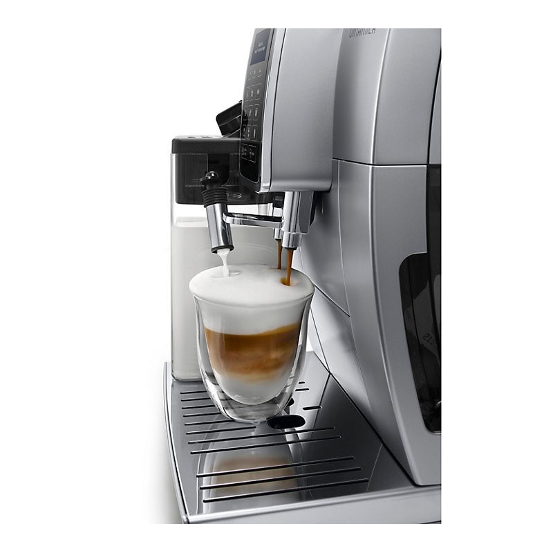Delonghi Coffee and Cappuccino Maker DeLuxe: ECAM350.75S Cairo Sales Stores