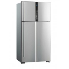 White Whale Refrigerator No Frost 28 Feet 720 Liter Stainless Steel: WRF-8095HT STS