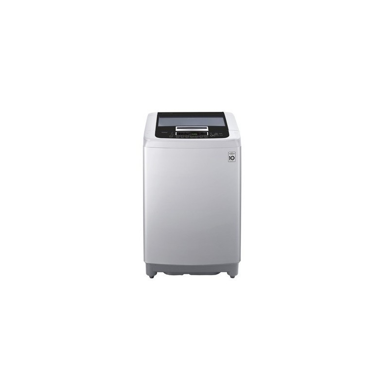 Lg 13 Kg Top Loading Washing Machine Inverter Motor Silver