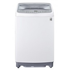 LG 13.2 KG Top Loading Washing Machine Inverter Motor White: T1366NEFT