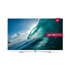 "LG 55"" OLED SUHD TV SMART Wirless With Built-in Receiver 4K: OLED55B7V"