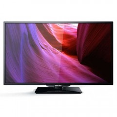 "Philips TV 32"" LED HD 720p Digital With USB Port: 32PHA4100/56"