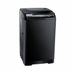 UnionTech Washing Machine Topload 10KG Black: UW100TPL-TMBK