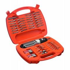 Black & Decker Battery-Powered Screwdriver Set 54 Pieces: A7071