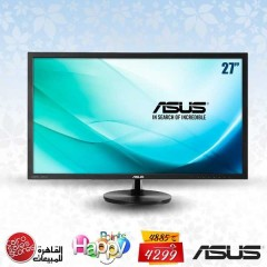 ASUS TV Display and Gaming Monitor 27 Inch FHD 1080p: VS278H