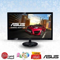ASUS TV Display and Gaming Monitor 24 Inch FHD 1080p: VX248H