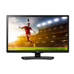 "LG 28"" LED Monitor HD 720p TV With Built-in HD Receiver: 28MN49HM"