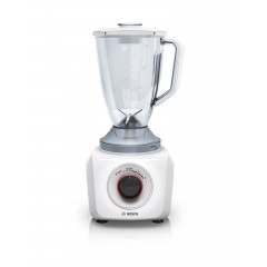 Bosch Blender 500 Watt 2.4 Liter Red Color: MMB21P0R