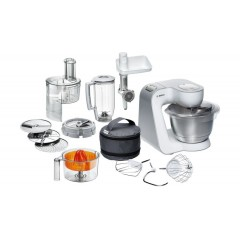 Bosch Kitchen Machine Home Professional 900 Watt White: MUM54251