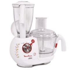 Moulinex Food Processor Odacio - Blender, CP, 2 Discs FP7331BM