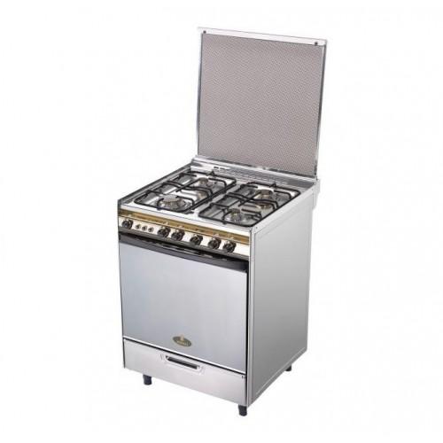 KIRIAZI Gas oven 60*60 4 burner : 6600