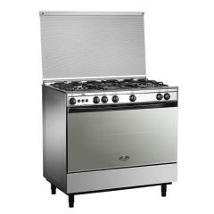 KIRIAZI Gas oven 90*60 5 burner Joker: 9700