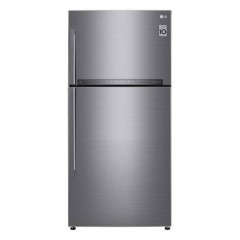 LG Refrigerators 27 feet No Frost Water Dispenser Silver: GR-H822HLHU