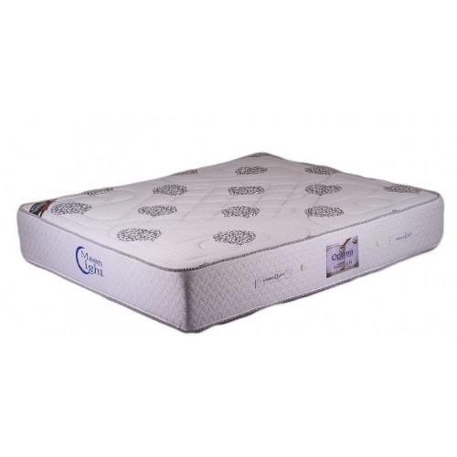 MOON LIGHT Medical Mattresses Pocket Spring 100% Cotton High Quality Width 160 cm: OPTIMA-28 cm