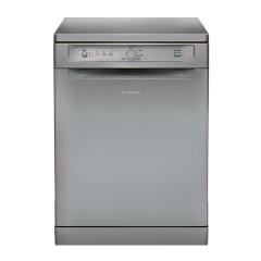 Ariston Dishwasher 60 cm 12 Persons 5 Program Silver: LFB 5 B 010 X EX
