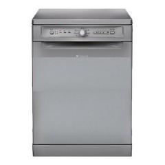 Ariston Dishwasher 60 cm 14 Persons 7 Program Silver: LFK 7 M 019 XEX