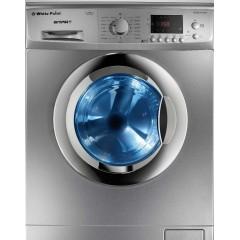 White Point Washing Machine 7 Kg 1200 rpm Digital Silver: WPW7101DSC